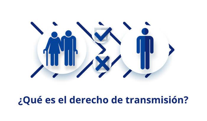derecho de transmision